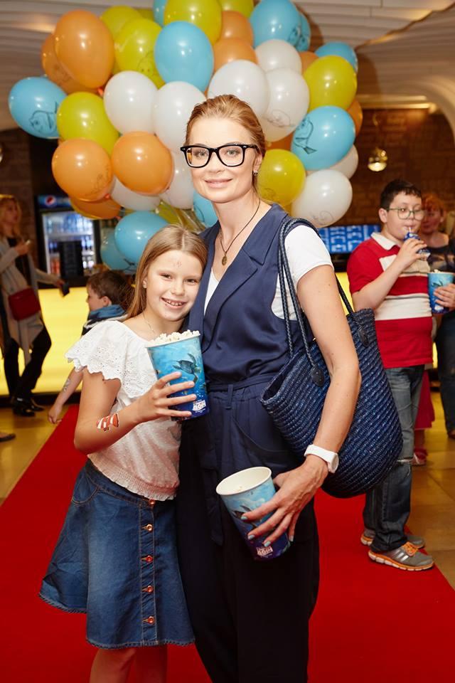 Лидия Таран с дочкой Василиной