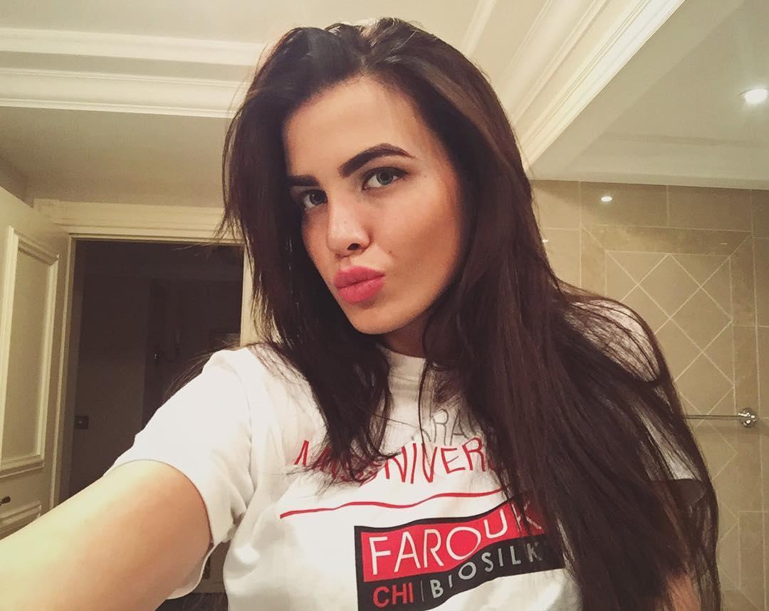 Алена Сподынюк Мисс Украина Вселенная 2016