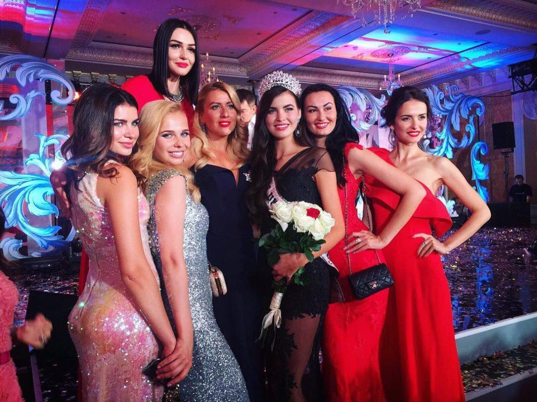 Киевлянка стала самой сексуальной финалисткой