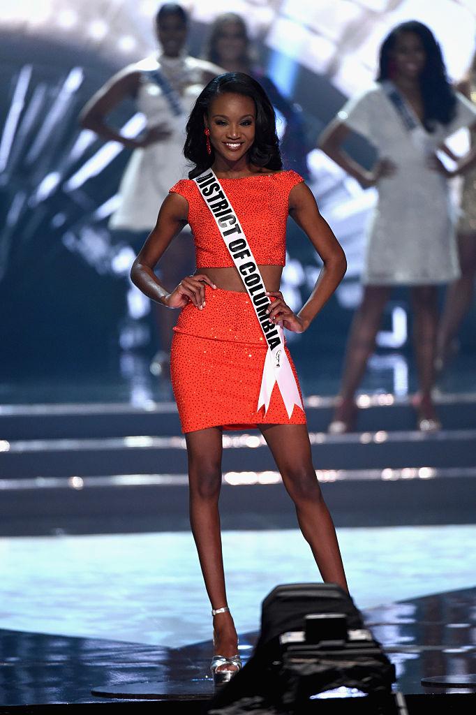 Дешона Барбер Мисс США 2016