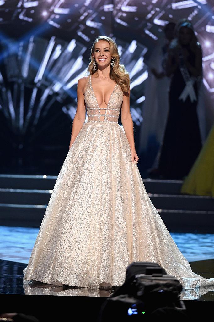 Оливия Джордан Мисс США 2015
