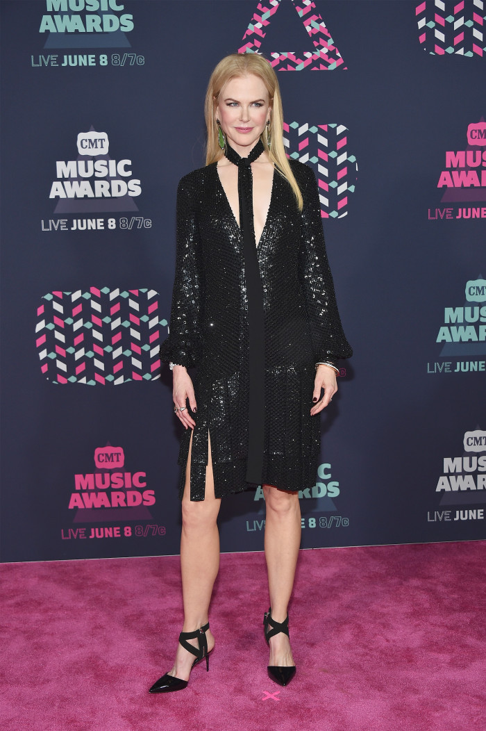 Николь Кидман на CMT Music awards 8 июня 2016 / Getty Images