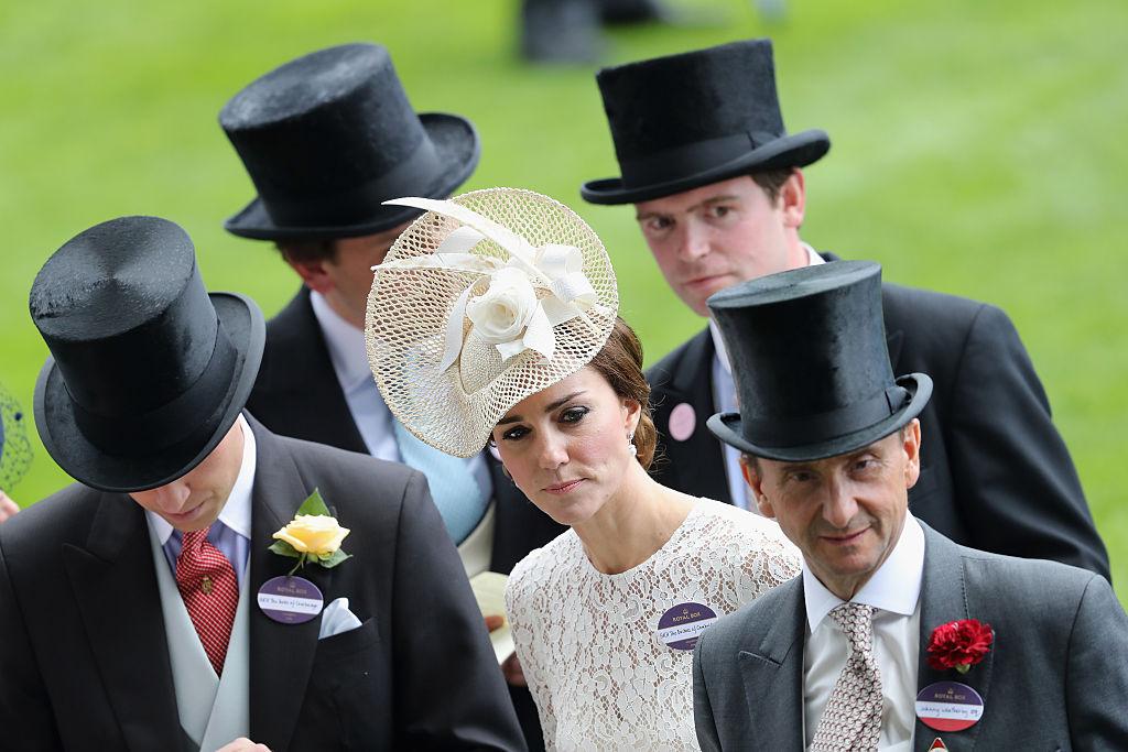 Royal Ascot 2016 Кейт Миддлтон