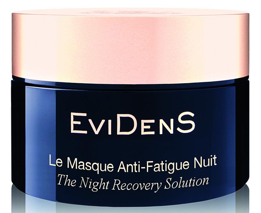 Ночная интенсивно восстанавливающая маска для лица от EviDenS de Beauté