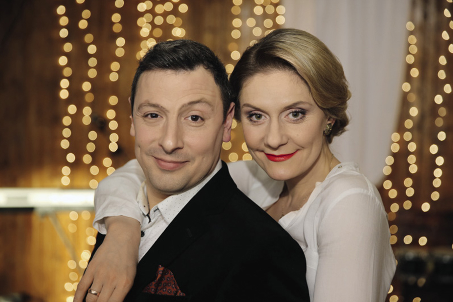 Кирилл Бин, Катерина Кистень Коли ми вдома