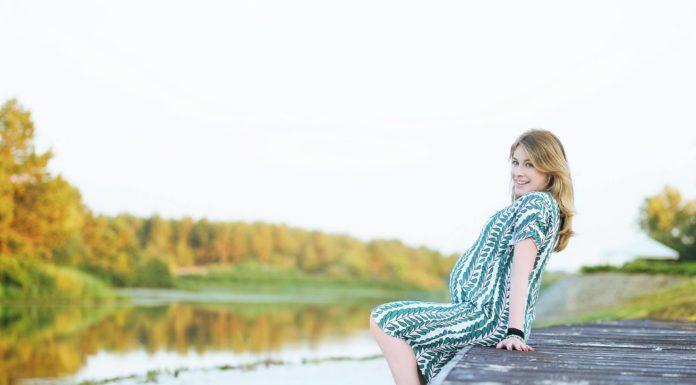 Елена Кравец беременна
