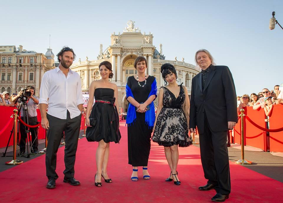 Одесский кинофестиваль 2016
