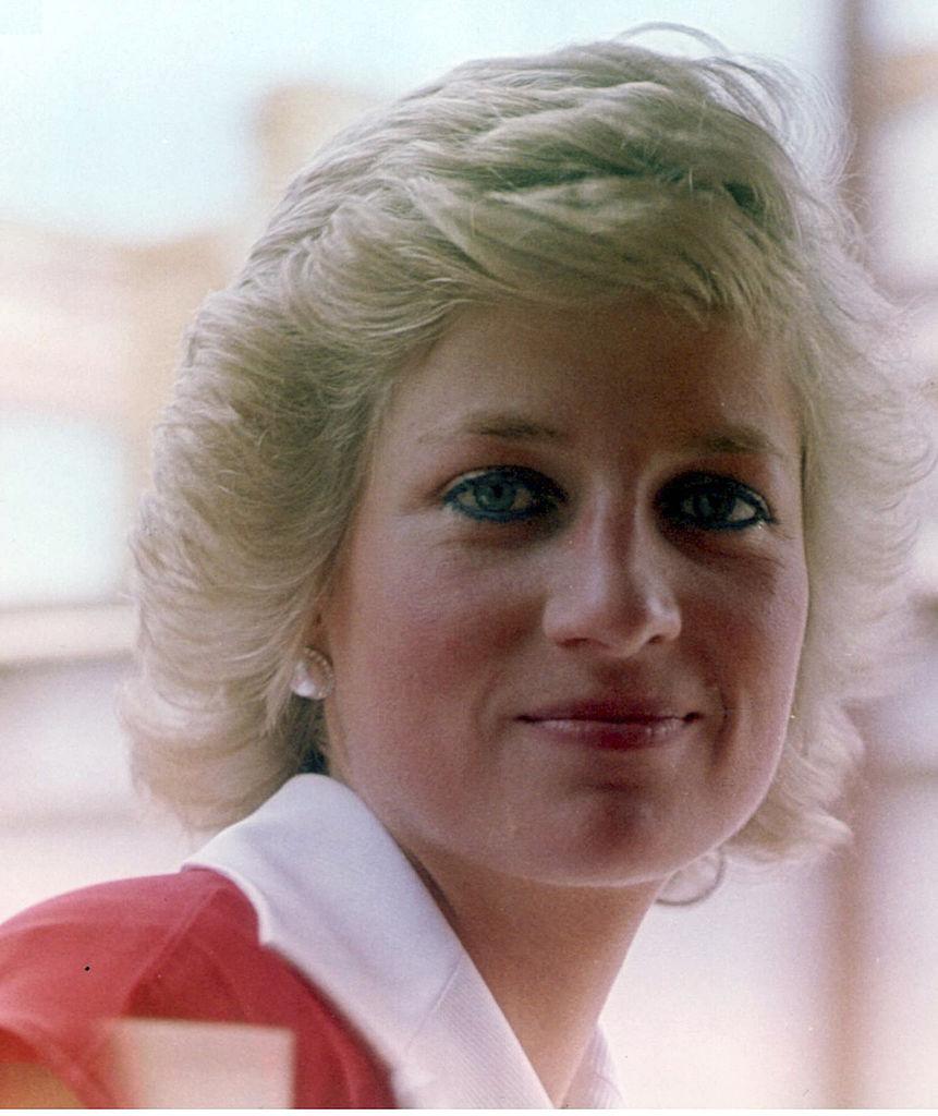 Принцесса Диана 1988 год