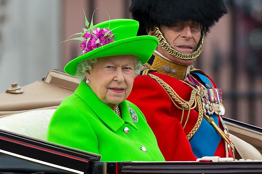 день рождение королевы Елизаветы II