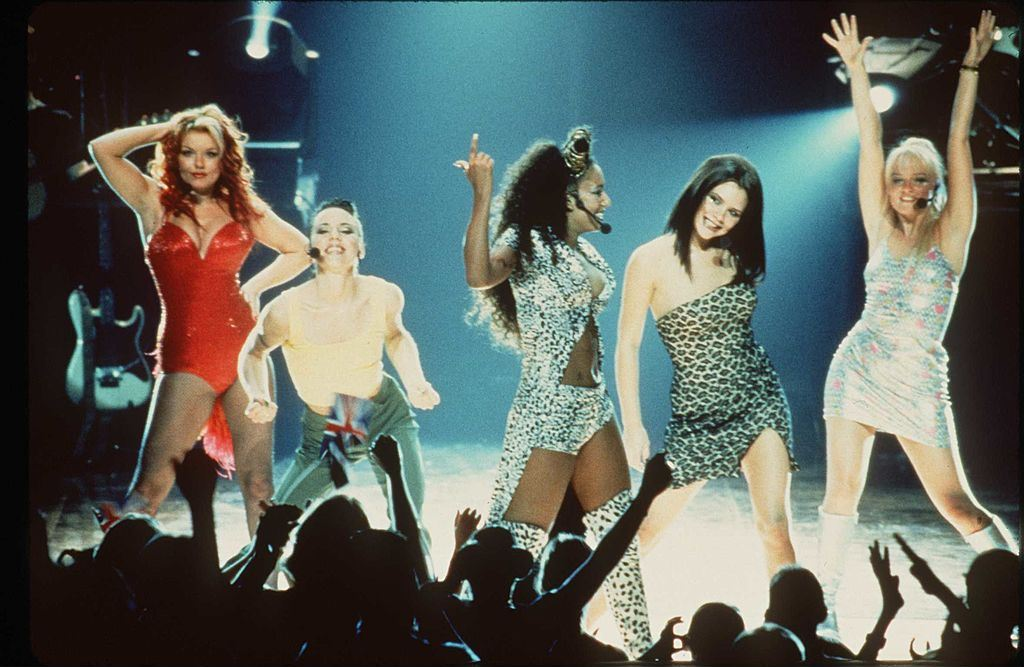 Spice Girls в 1997