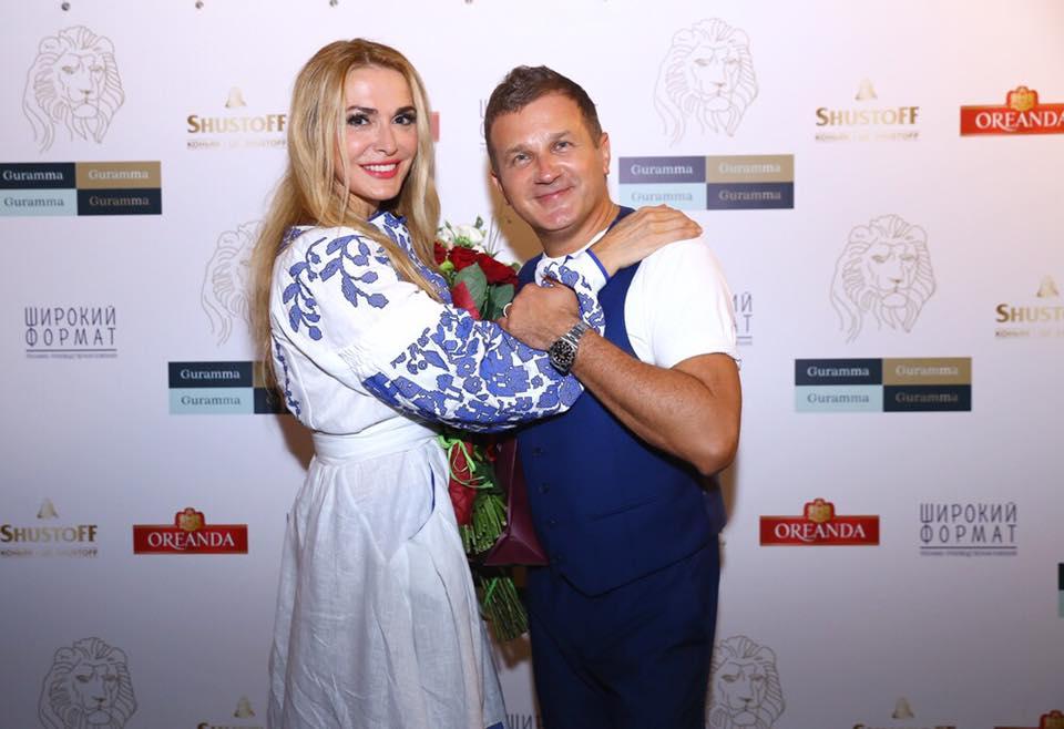Ольга Сумская Юрий Горбунов