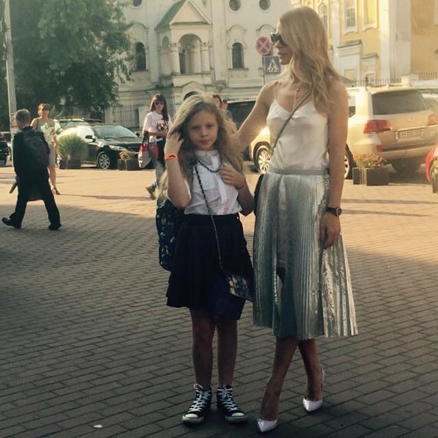 Ольга Фреймут дети