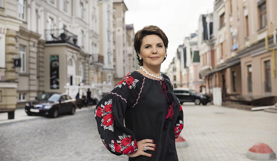 Елена Фроляк, «Факты» ICTV