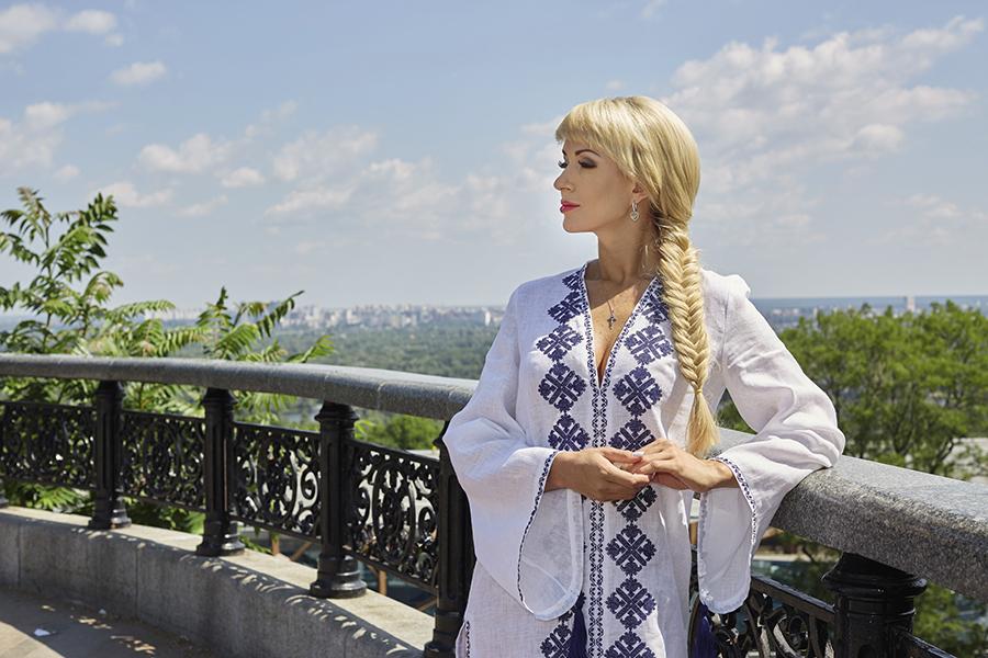 Юлия СЕНИК, «Факты» ICTV