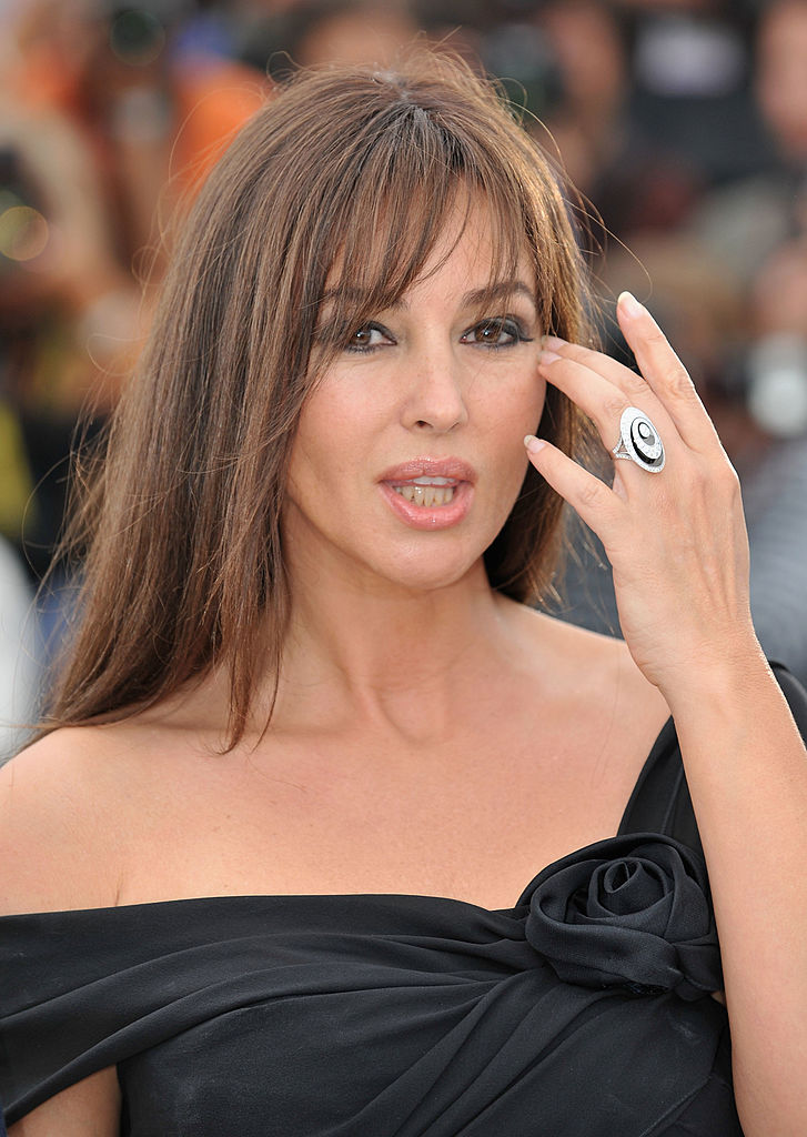 CANNES, FRANCE - MAY 19: Actress Monica Bellucci attends the 'Une Histoire Italienne' photocall at the Palais des Festivals during the 61st International Cannes Film Festival on May 19 , 2008 in Cannes, France (Photo by Pascal Le Segretain/Getty Images)