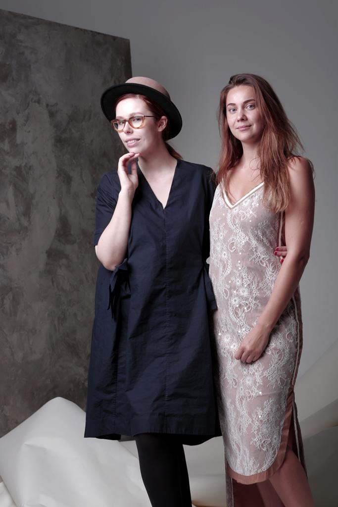 Sonia Plakidyuk & Oksana Pravnyk