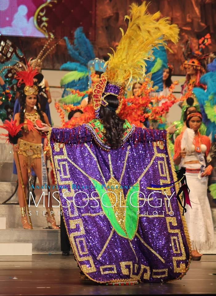 национальный костюм Никарагуа