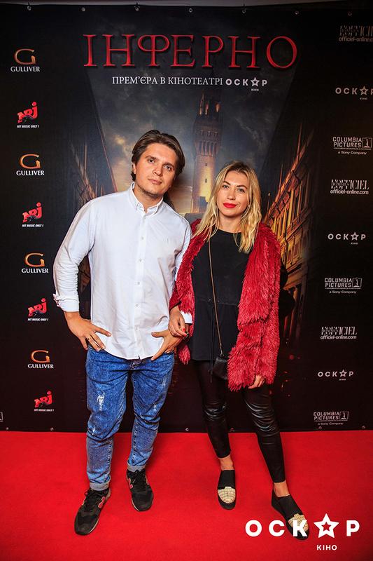 Анатолий Анатолич с женой Юлой