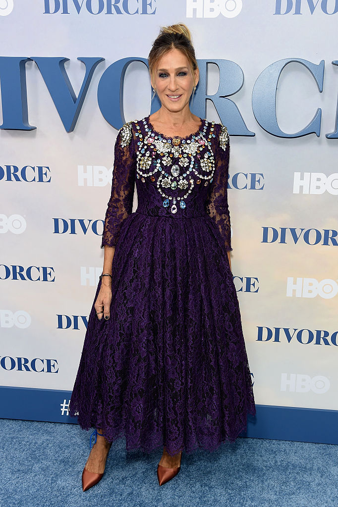 """attends the """"Divorce"""" New York Premiere at SVA Theater on October 4, 2016 in New York City."""
