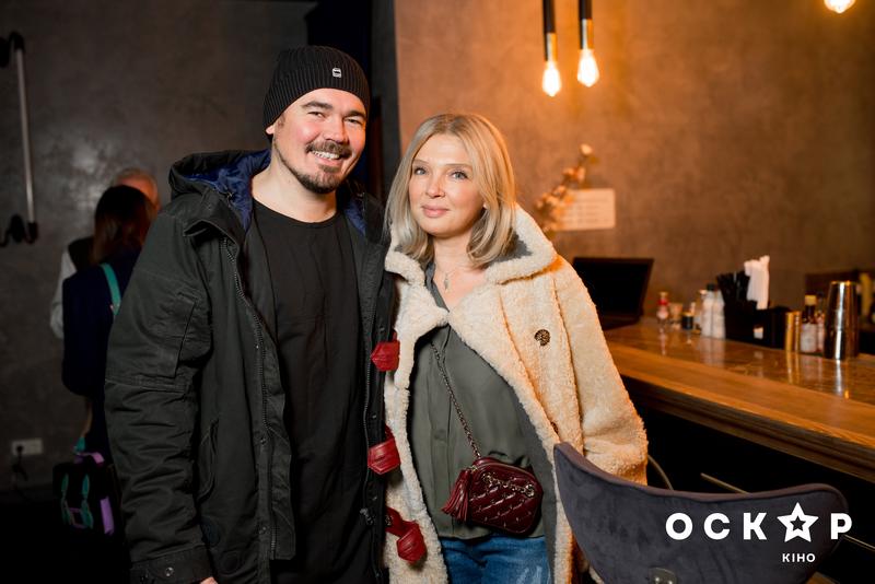 """""""Фагот"""" Олег Михайлюта и Ольга Навроцкая"""