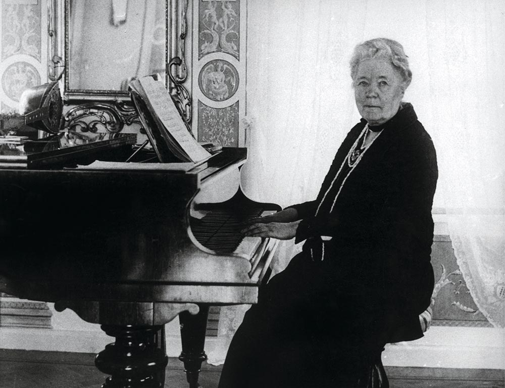 File Selma Lagerlof, Swedish author. Nobel Prize winner of Literature 1909. Foto Scanpix CODE 190