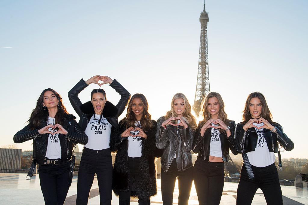 Ангелы Victoria's Secret 2016