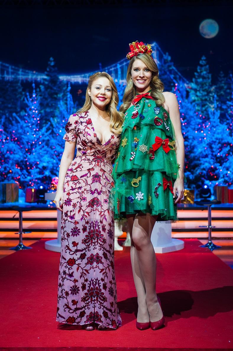 Тина Кароль и Катя Осадчая