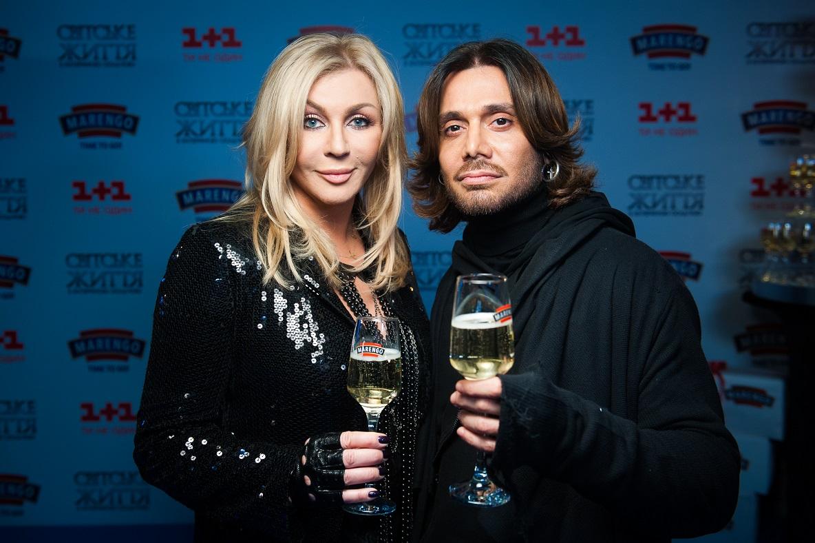 Ирина Билык с мужем