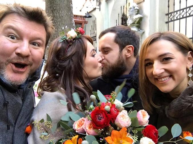 Свадьба Даши Малаховой