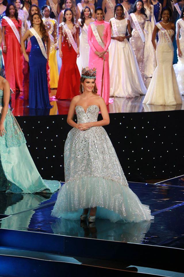 Мисс Мира 2015 Мирея Лалагуна