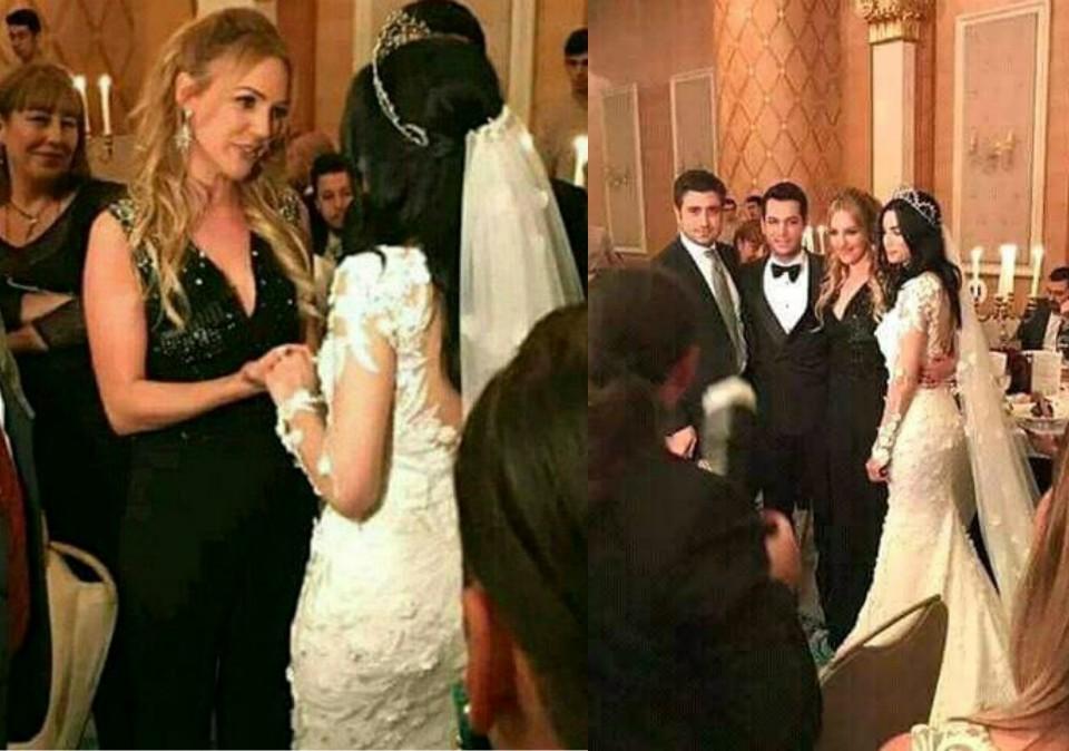 Свадьба Мурата Йылдырыма