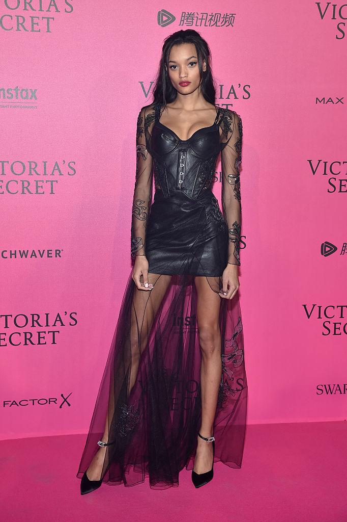 модели Victoria's Secret 2016