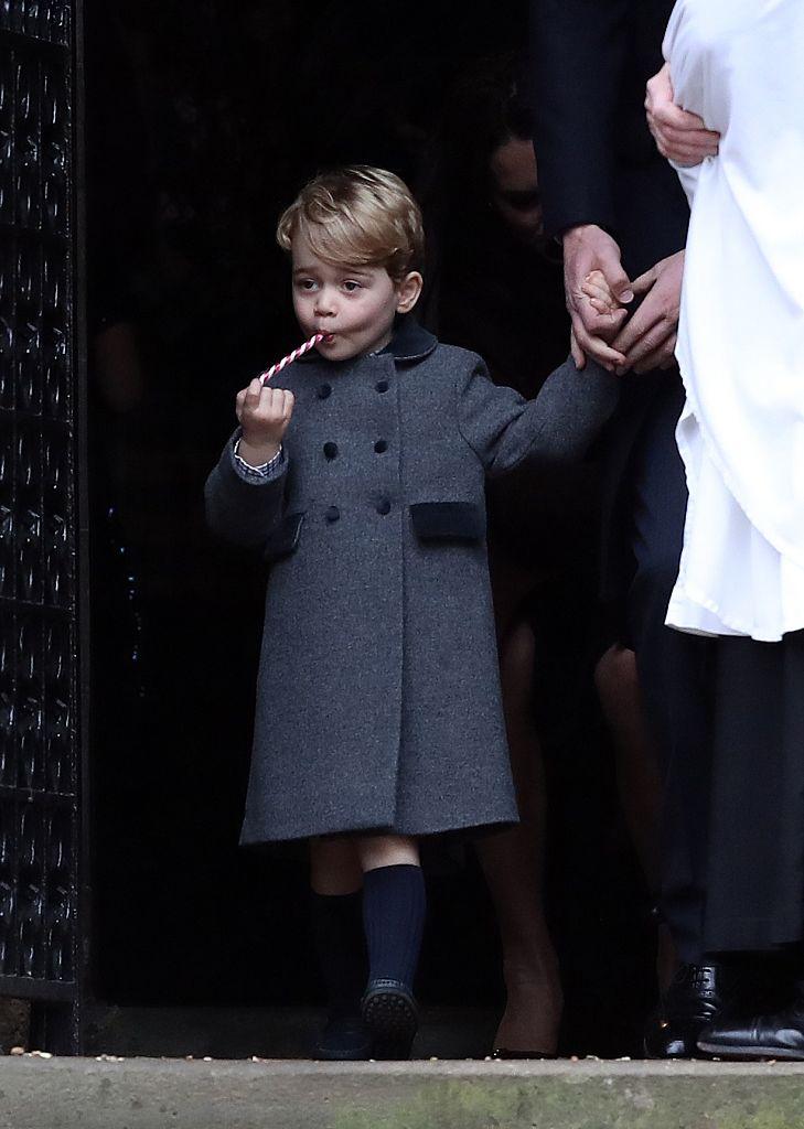 Принц Джордж 2016