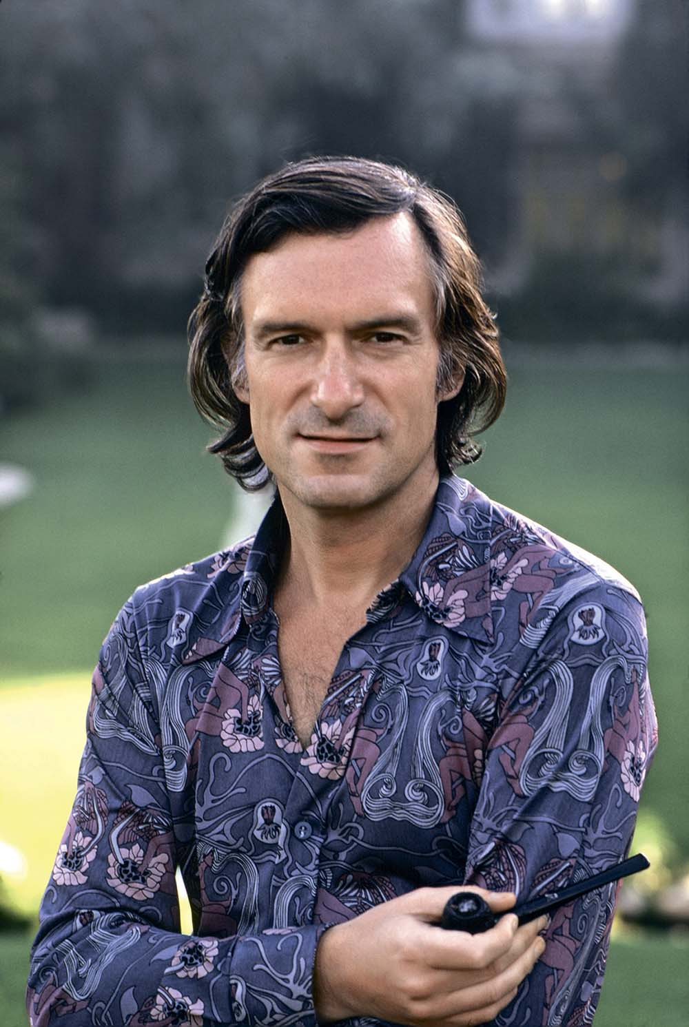 Хью Хефнер, 1973 год