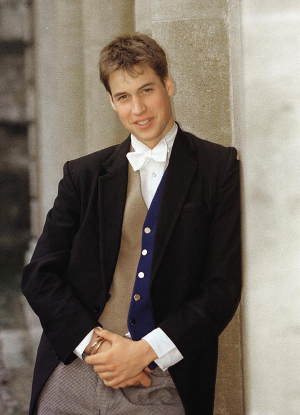 Принц Уильям молодой