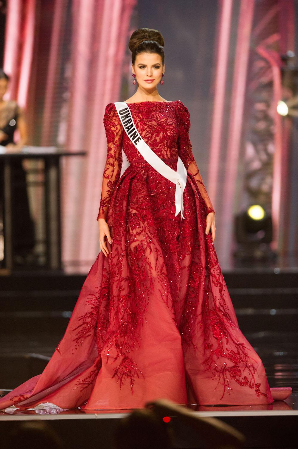 Мисс Украина 2016 Алена Сподынюк