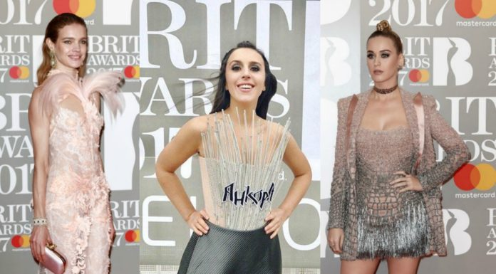 Джамала BRIT Awards 2017