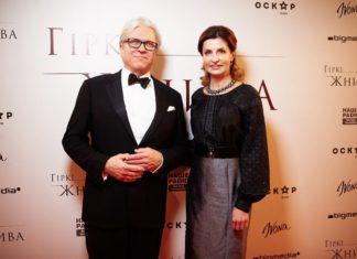 Марина Порошенко и Ян Игнатович