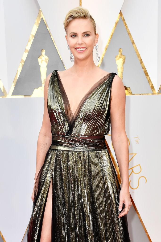 Шарлиз Терон Оскар 2017