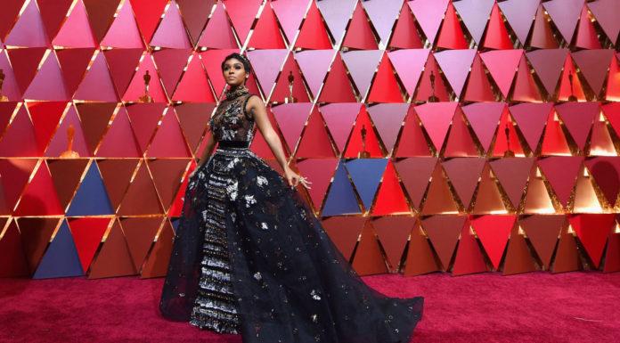 Оскар 2017 красная дорожка