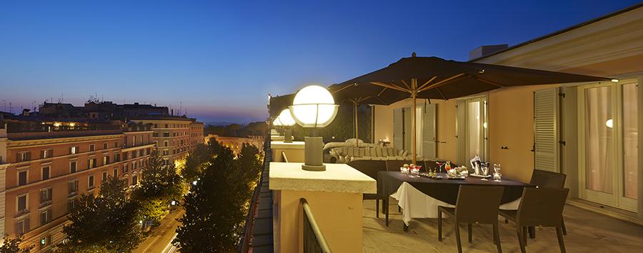 Grand Hotel Via Veneto