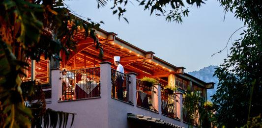 Ресторан высокой локальной кухни Belvedere