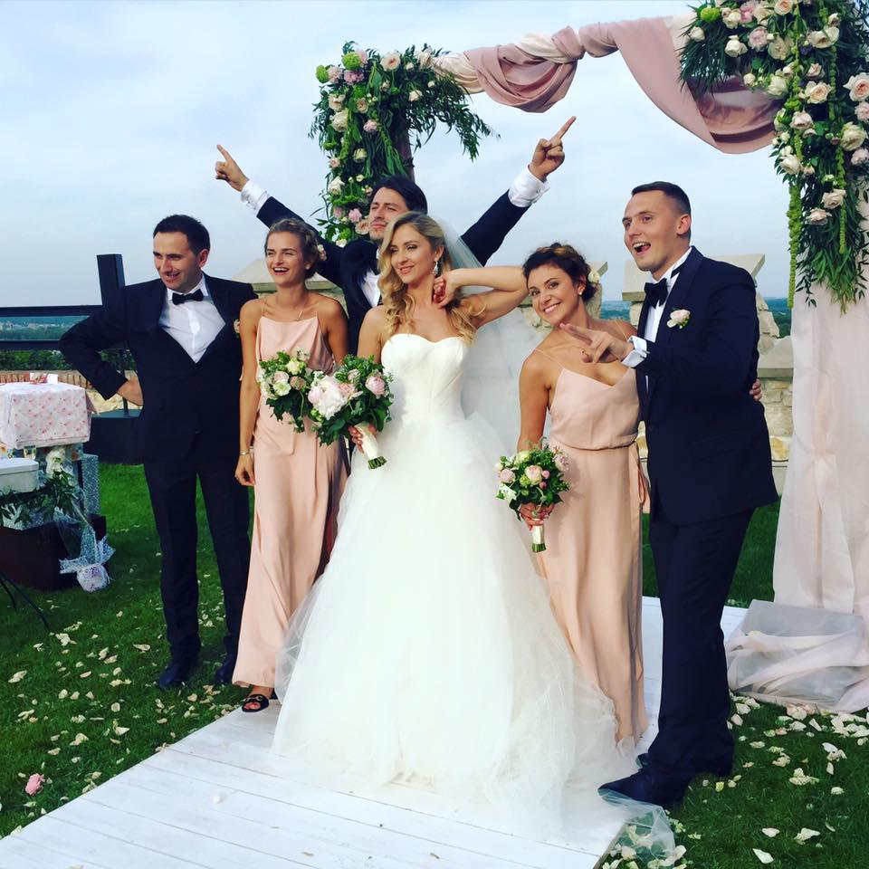 Свадьба Сергея Притулы
