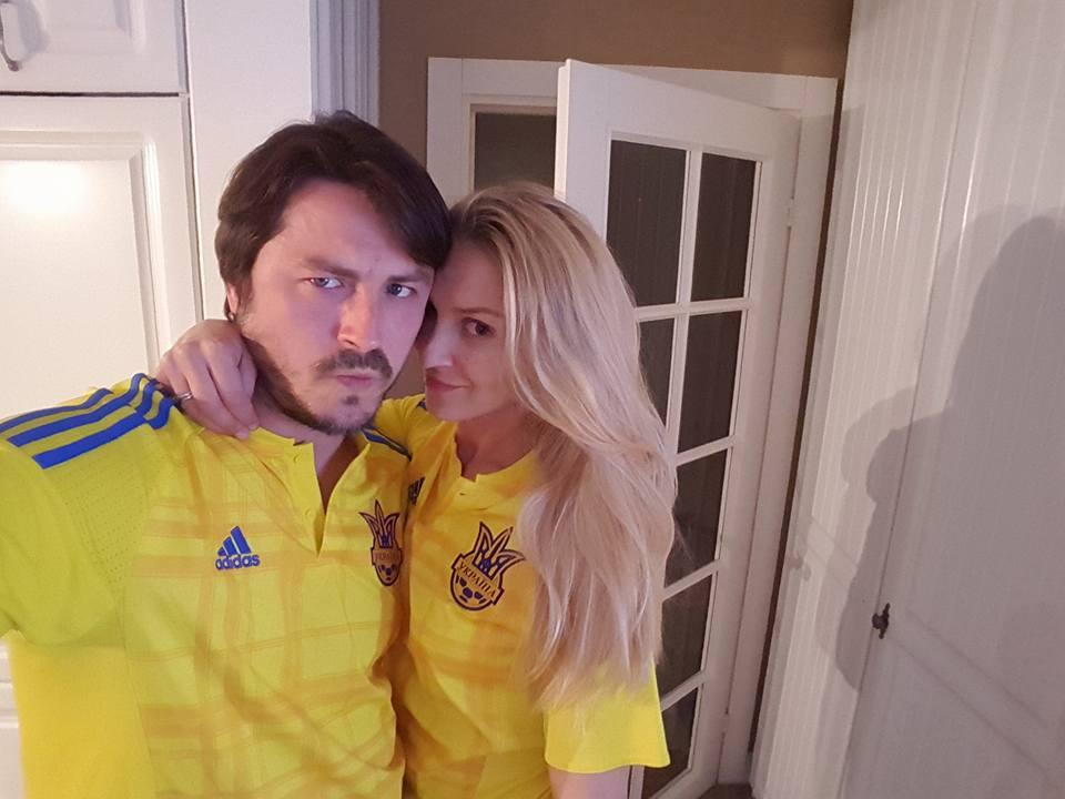 Катя и Сергей Притулы