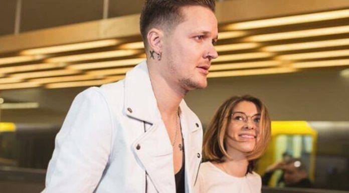 Евгений Галыч с женой