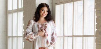 Анастасия Стоцкая беременна