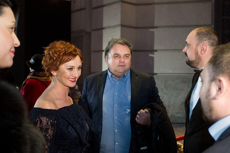 Римма Зюбина и Станислав Моисеев