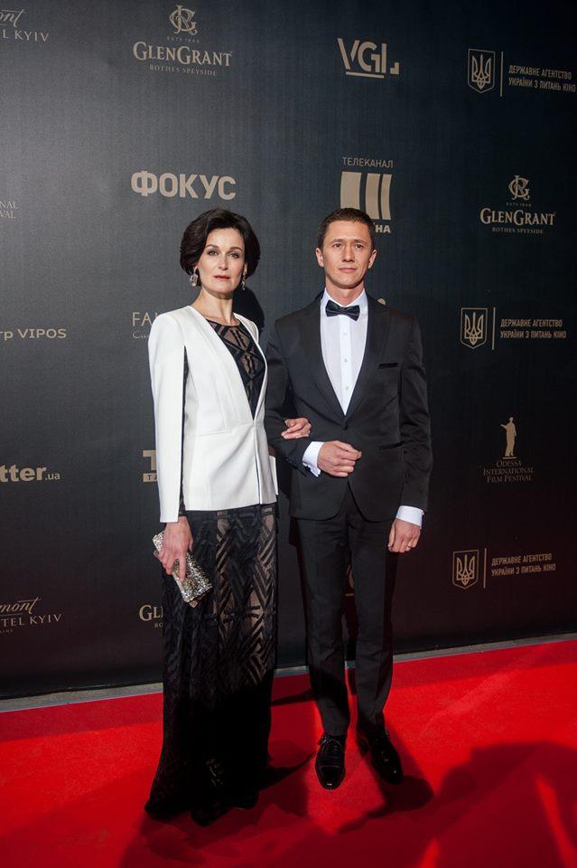 Наталия Васько с мужем Андреем Шестовым