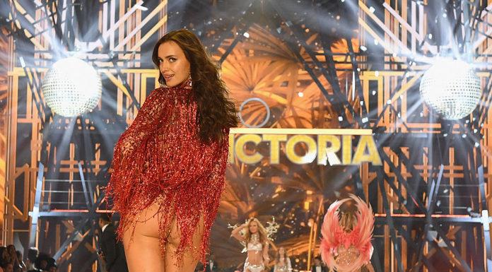 Ирина Шейк Victoria's Secret 2016