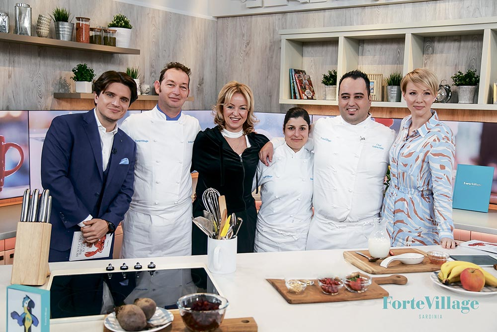 Forte Village Gourmet Festival Kyiv – 2017